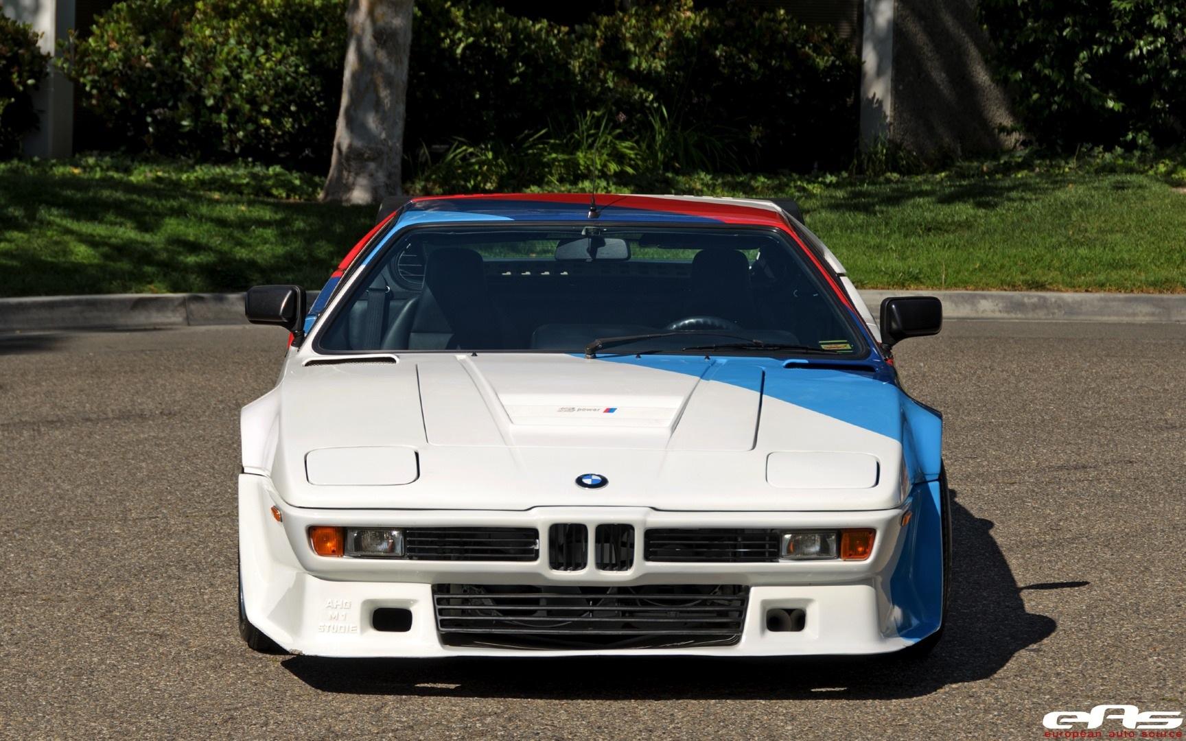 Bmw M1 For Sale >> Rare, Mint BMW M1 AHG Visits EAS - autoevolution
