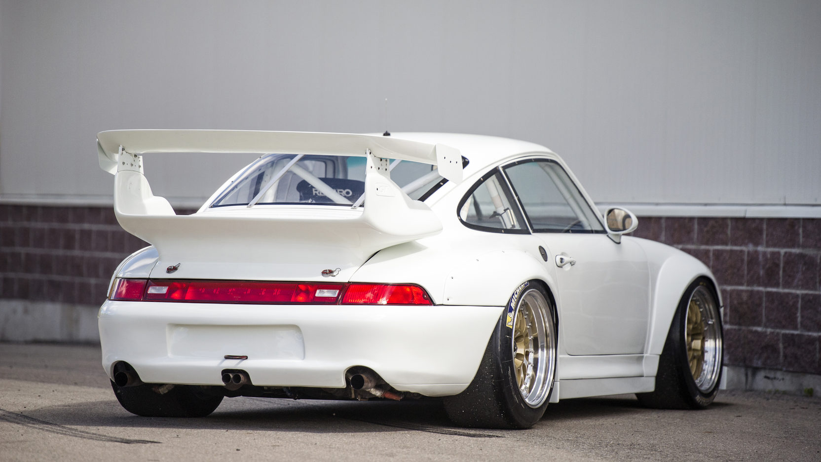 Rare Porsche 993 Gt2 Evo Going Under The Hammer