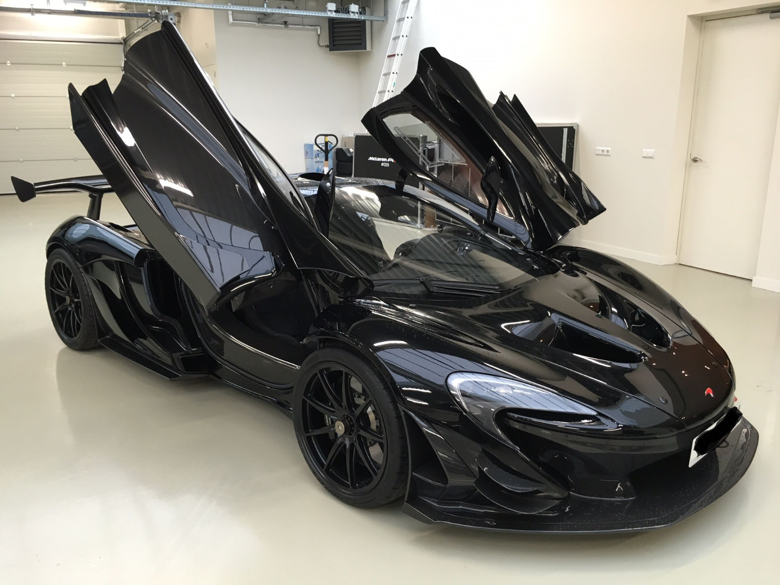 Mclaren 675lt For Sale >> Three Road Legal McLaren P1 GTR Available For Sale With ...