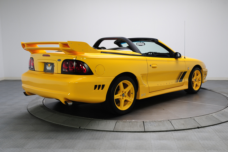 Rare Saleen Mustang Sa 15 For Sale In North Carolina