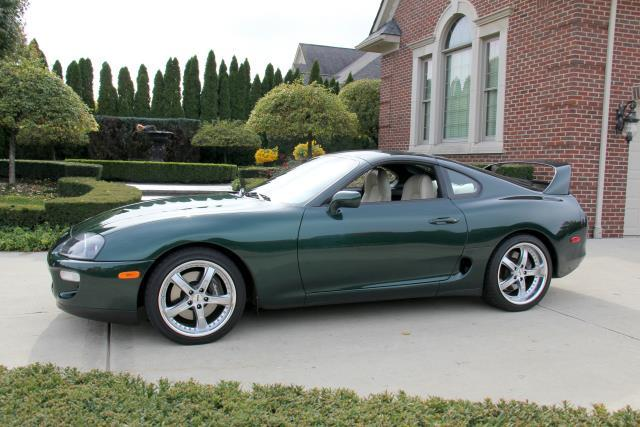 rare stock toyota supra for sale autoevolution. Black Bedroom Furniture Sets. Home Design Ideas