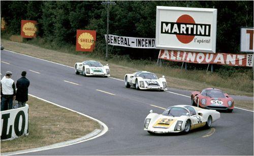 Le Mans Winner Porsche Carrera 6 Goes Under The Hammer