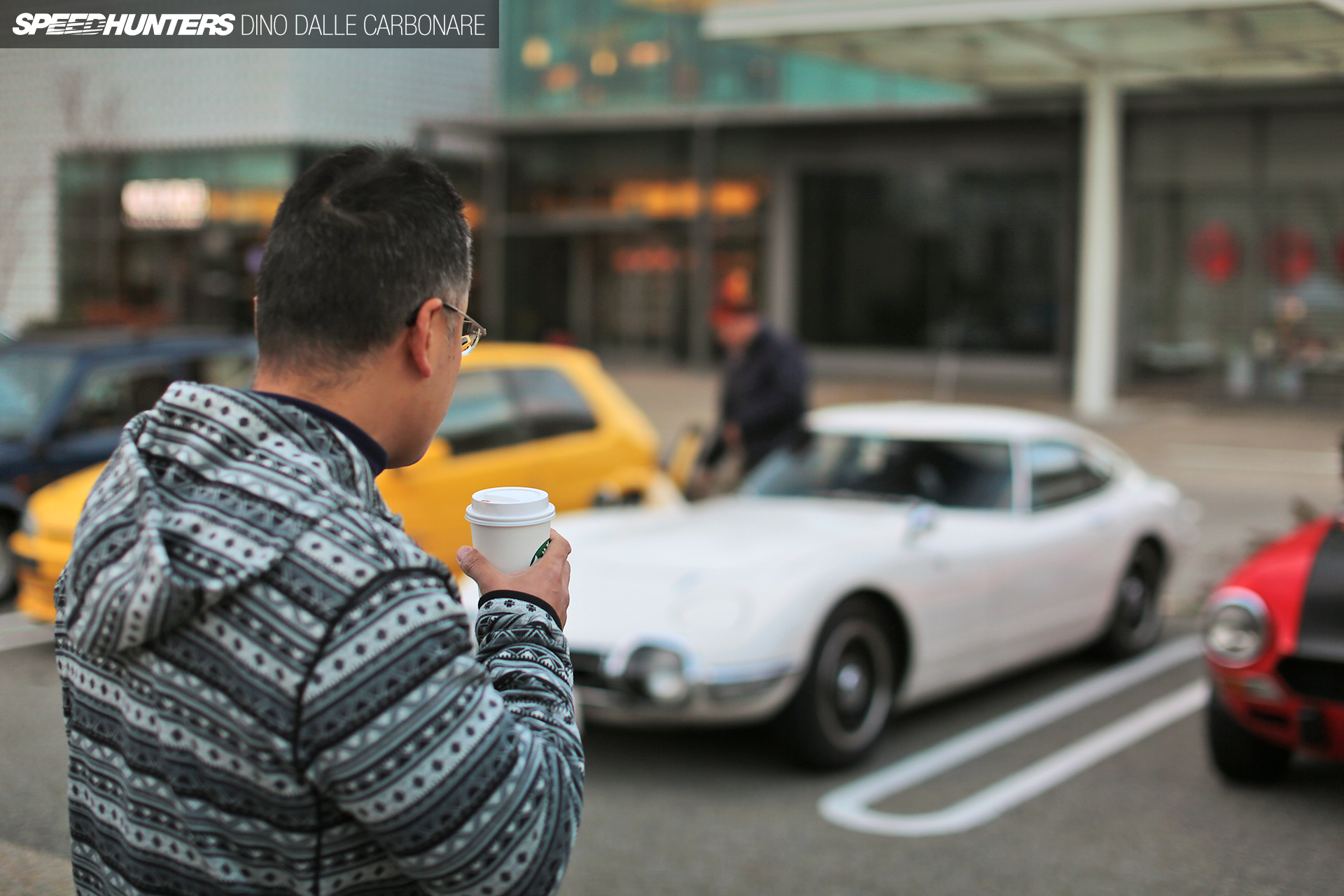 Rare Toyota 2000gt Spotted At Cars Amp Coffee Meeting In