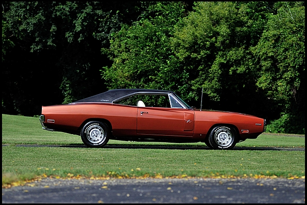 Rare Unrestored 1970 Dodge Charger R T Going Under The