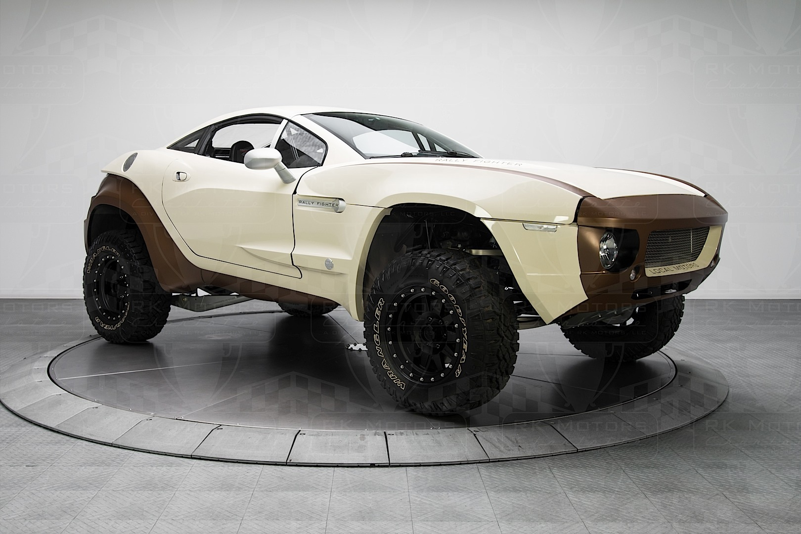 Ray Everhams Rally Fighter Goes Up for Sale  autoevolution