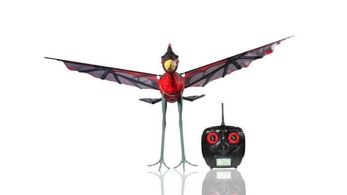 Rc Flying Pterodactyl Drone Brings Back Dinosaurs Sort Of