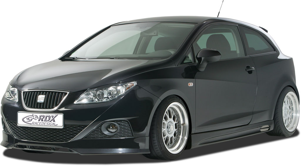 rdx racedesign seat ibiza available autoevolution. Black Bedroom Furniture Sets. Home Design Ideas