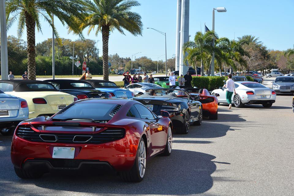 Nissan San Francisco >> Real-Life Mario Kart with Supercars Sees Lamborghini ...