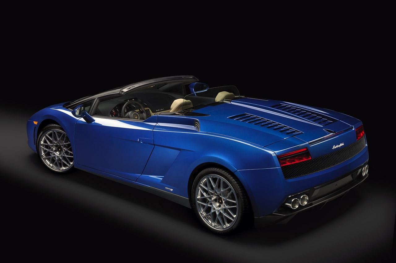 Used 2012 Lamborghini Gallardo Spyder LP 570-4 Spyder ... |Lamborghini Gallardo Spyder 2012