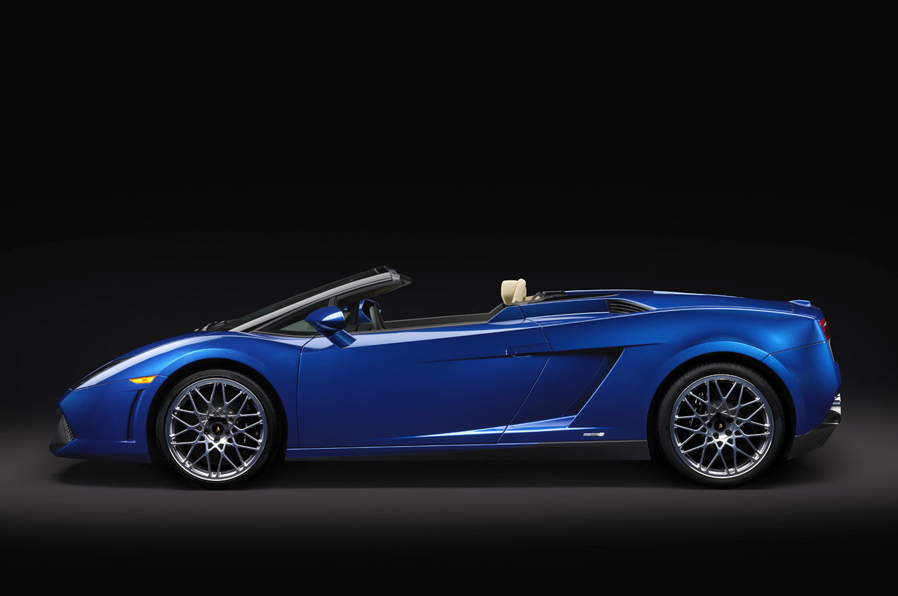 rear drive 2012 lamborghini gallardo lp550 2 spyder unveiled autoevolution. Black Bedroom Furniture Sets. Home Design Ideas