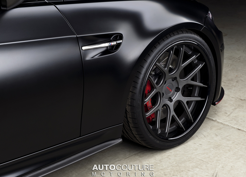 Red And Black Bmw M3s Pose For Greatness Autoevolution