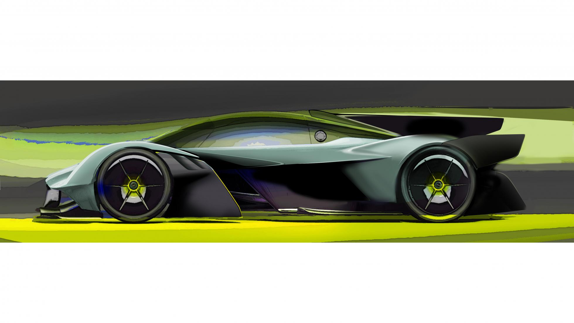 Red Bull Racing F1 Driver Daniel Ricciardo Orders An Aston Martin