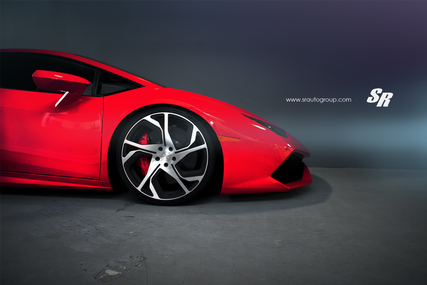 Second Chance Auto >> Red Lamborghini Huracan Gets PUR RS12 Wheels - autoevolution