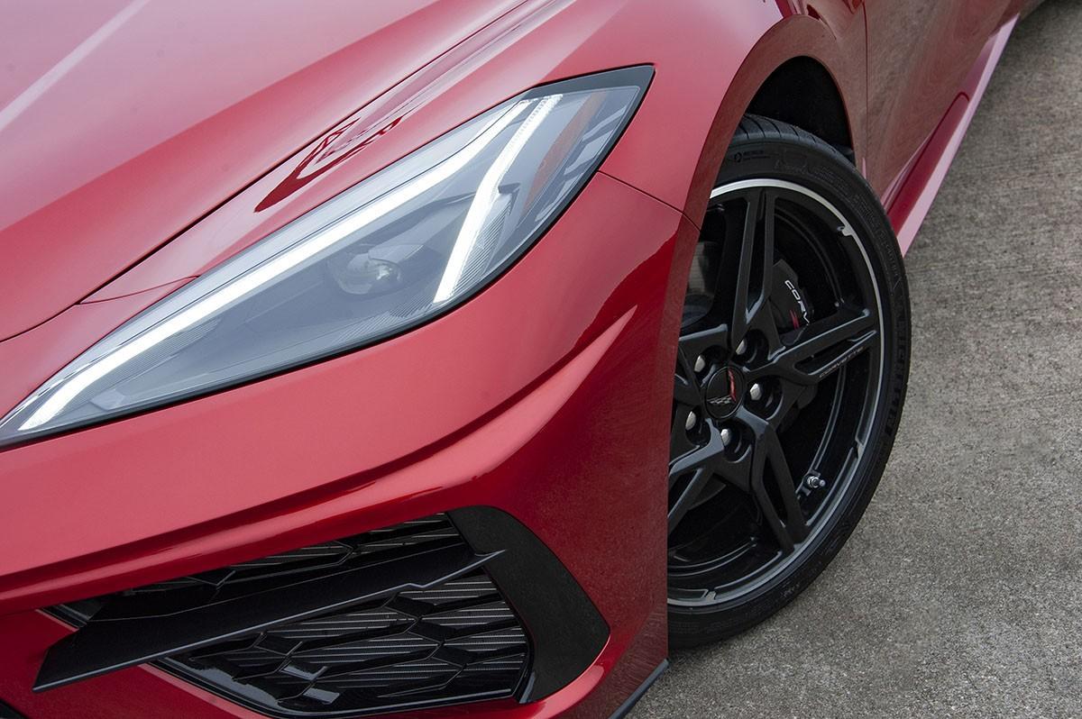 Red Mist C8 Corvette Looks Gorgeous, New Paint Color ...