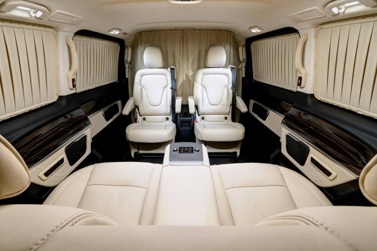 Mercedes Benz Vans >> Redline Engineering Ignores the BMW vs. Mercedes-Benz Rivalry, Mixes the Two - autoevolution