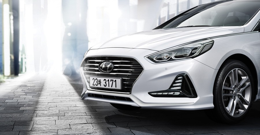 "Refreshed 2018 Hyundai Sonata ""New Rise"" Gets First ..."