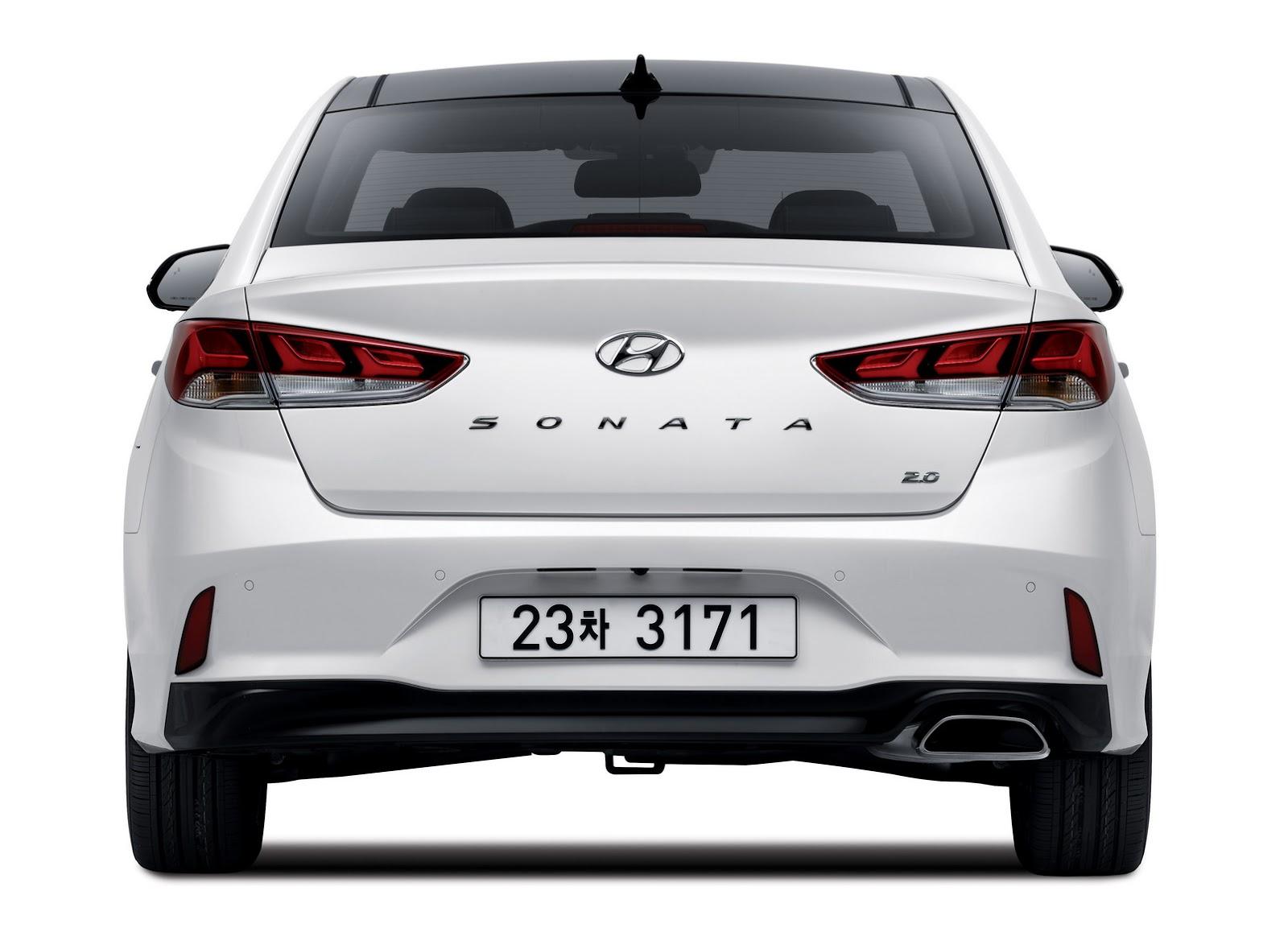 2018 hyundai sonata facelift.  facelift refreshed 2018 hyundai sonata  intended hyundai sonata facelift 0