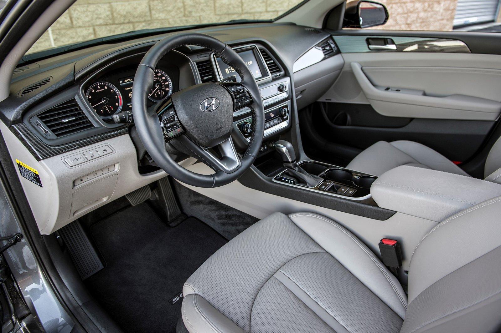 2017 Hyundai Sonata Eco >> Refreshed 2018 Hyundai Sonata Starts at $22,050 - autoevolution