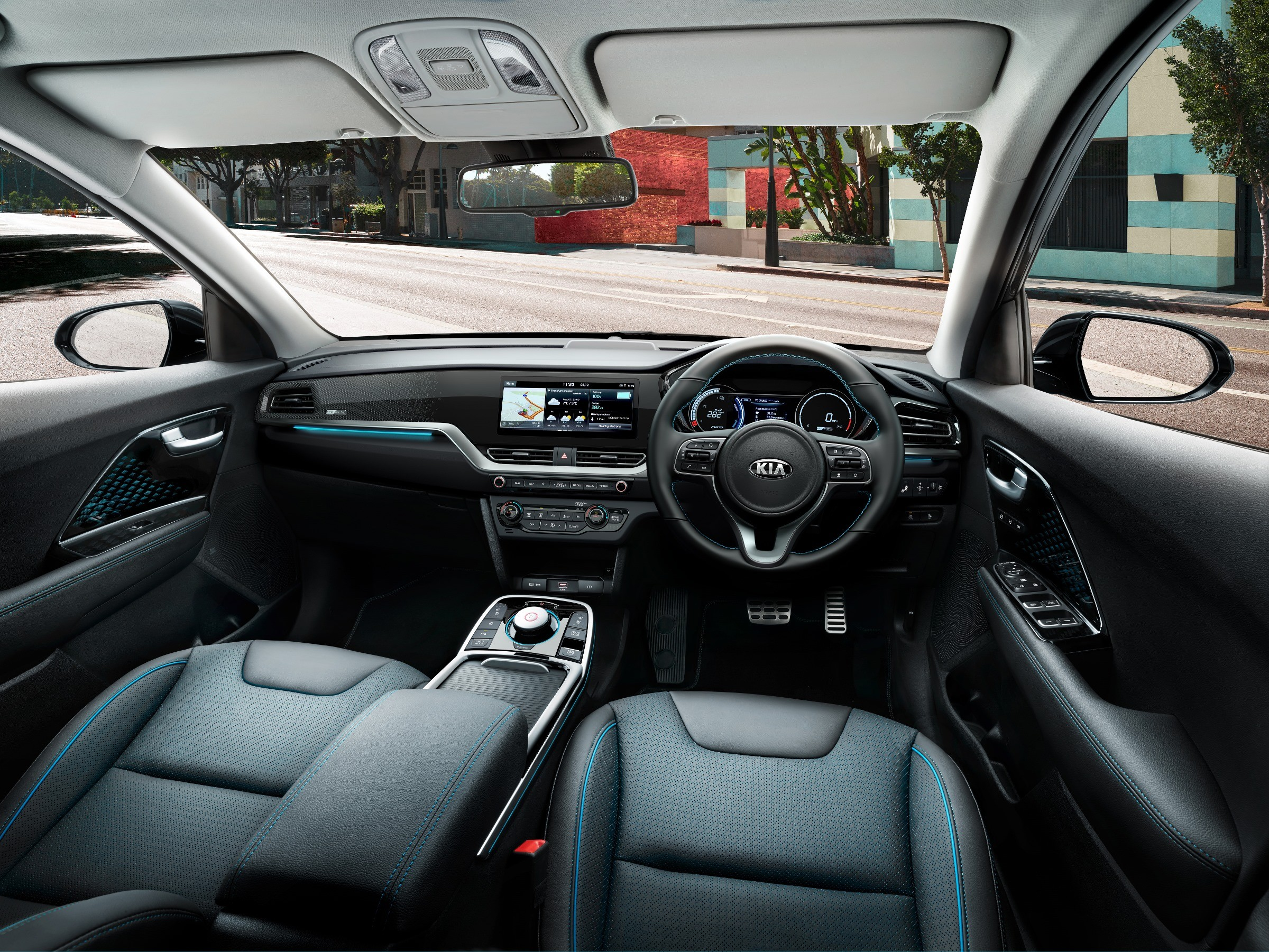 refreshed kia e-niro now available to order in the uk