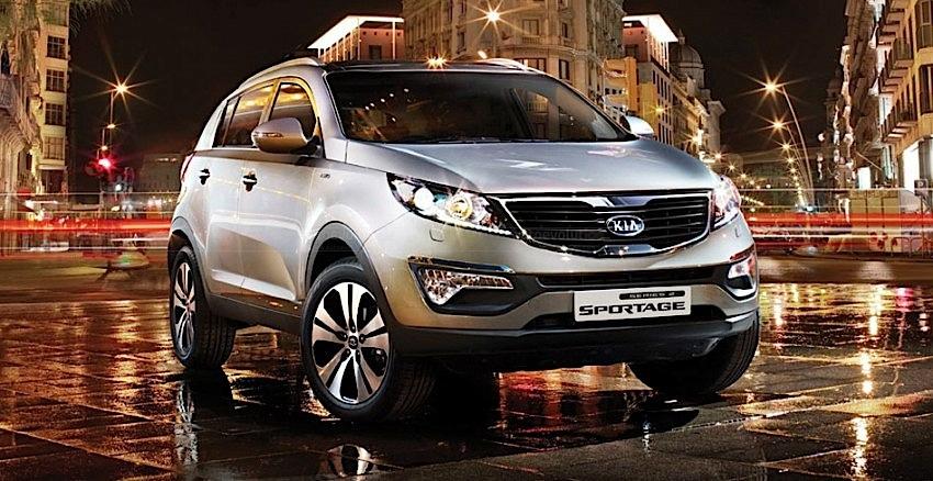 Refreshed Kia Sportage R Debuts in Korea - autoevolution