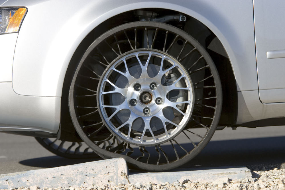 Reinventing The Wheel A Guide To Michelin S Airless Tire Autoevolution