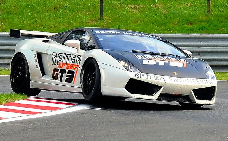 Reiter Lamborghini Gallardo Lp560 Gt3 Detailed Autoevolution