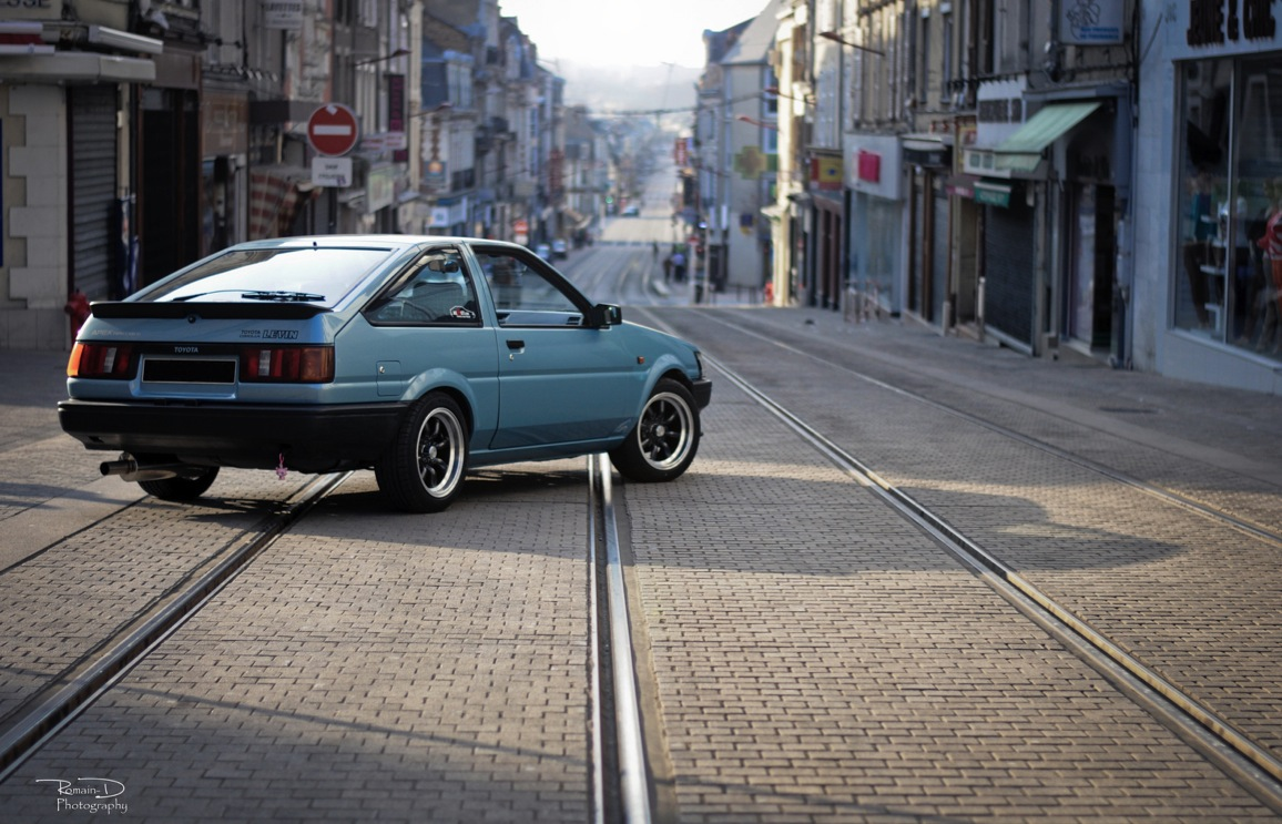 Remember The Toyota Ae86 Autoevolution