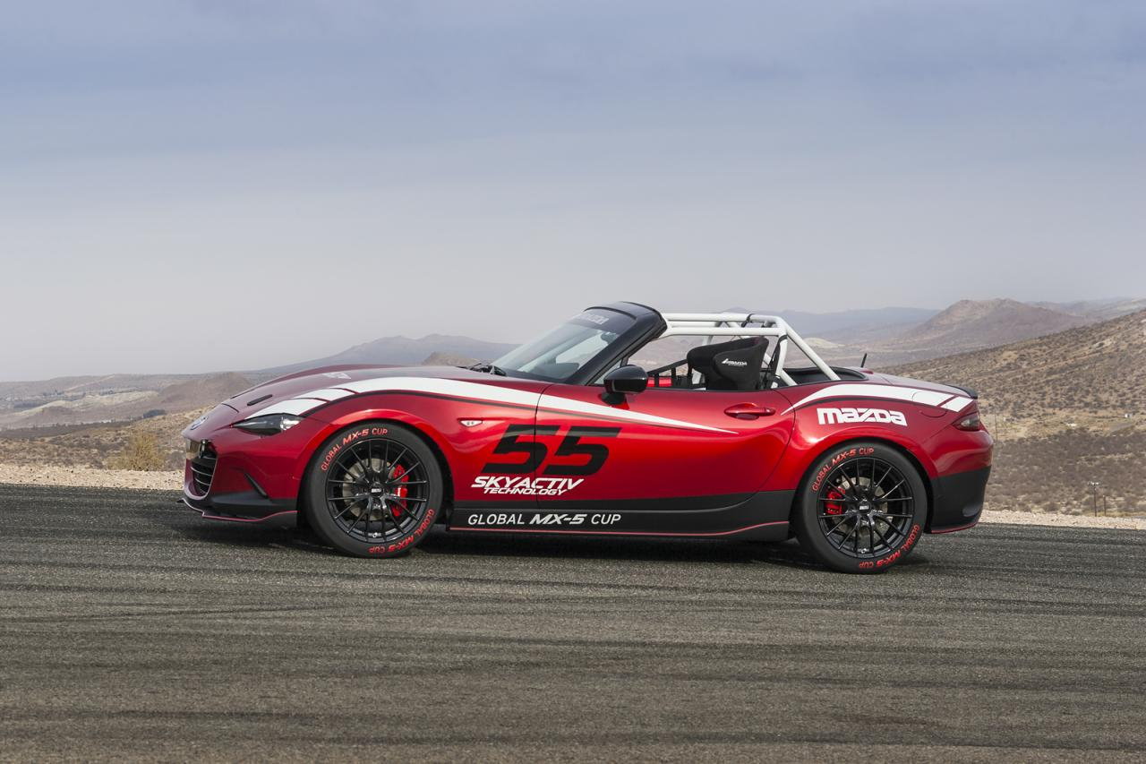 2017 mazda mx 5 roadster coupe to debut at the new york. Black Bedroom Furniture Sets. Home Design Ideas