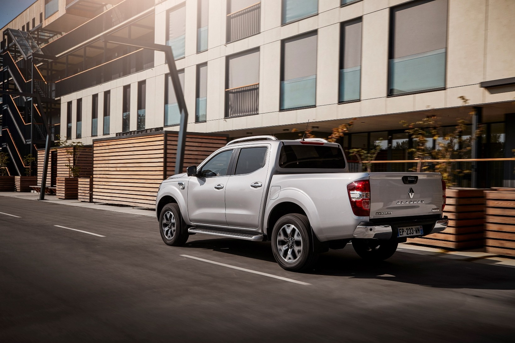 Renault Alaskan Pickup Confirmed For Europe Deliveries Expected In