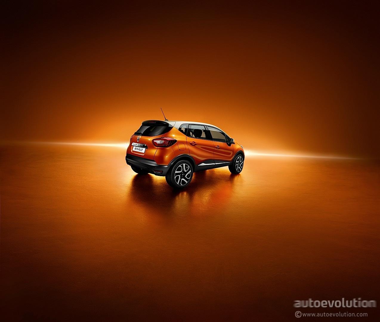 ... 2013 Renault Captur ...