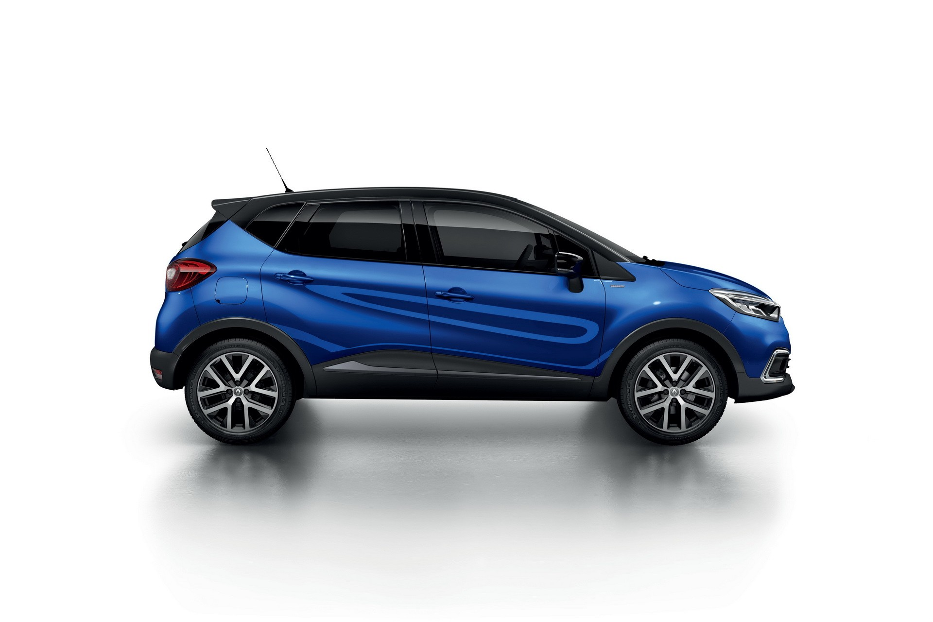 renault captur s edition gets 150 hp from new turbo engine. Black Bedroom Furniture Sets. Home Design Ideas