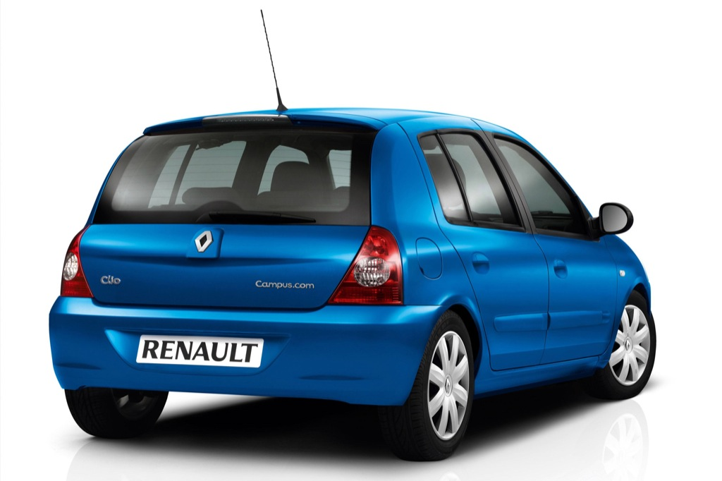 renault clio launched priced at 9 999 euros autoevolution. Black Bedroom Furniture Sets. Home Design Ideas