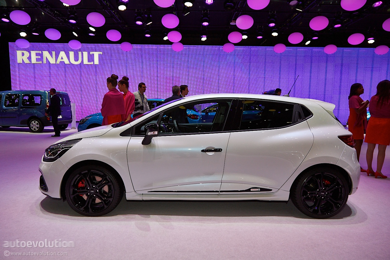 Renault Clio Rs Monaco Gp Unveiled In Geneva  Live Photos