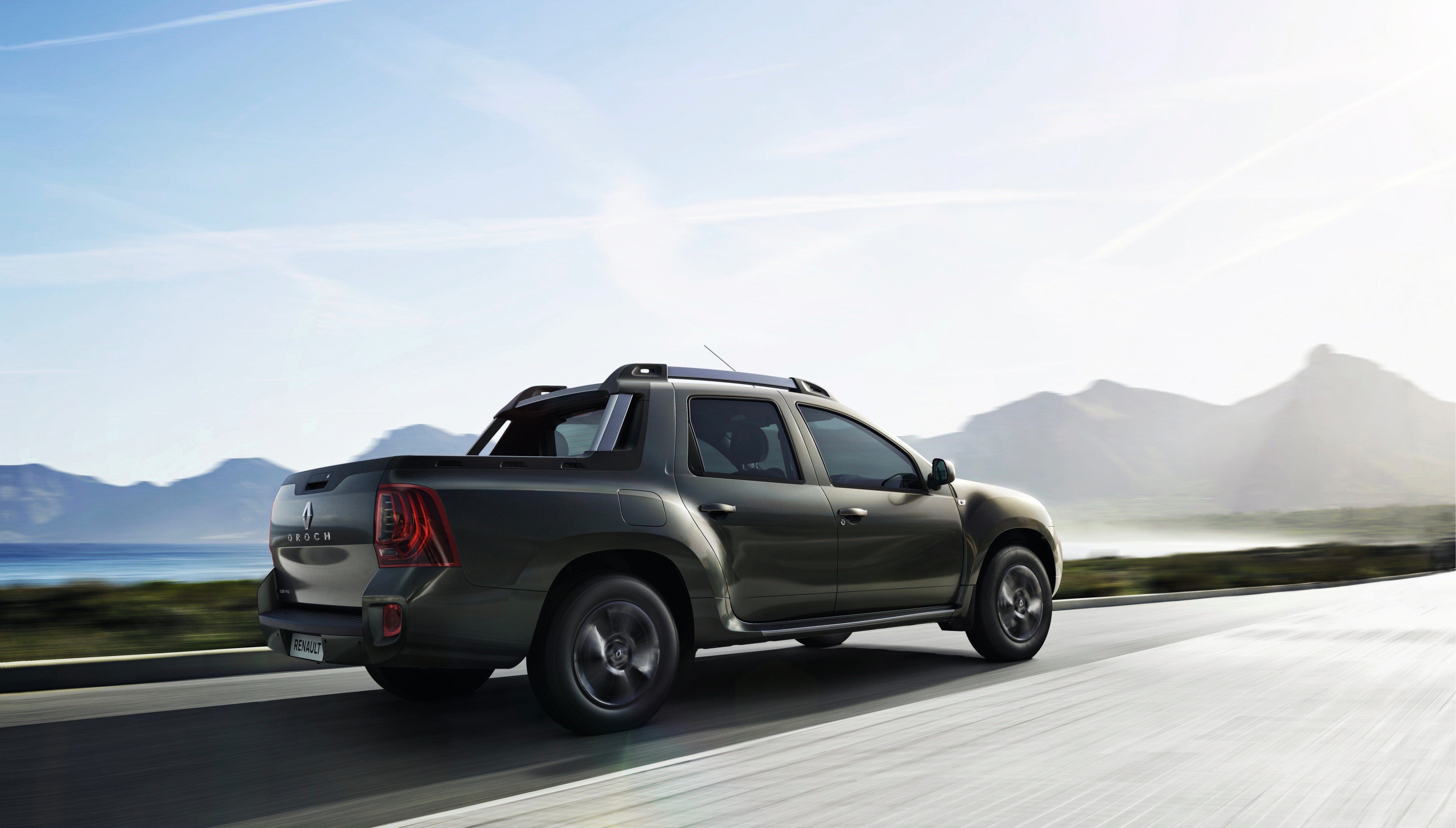 renault duster oroch is officially ready to be awesome autoevolution. Black Bedroom Furniture Sets. Home Design Ideas
