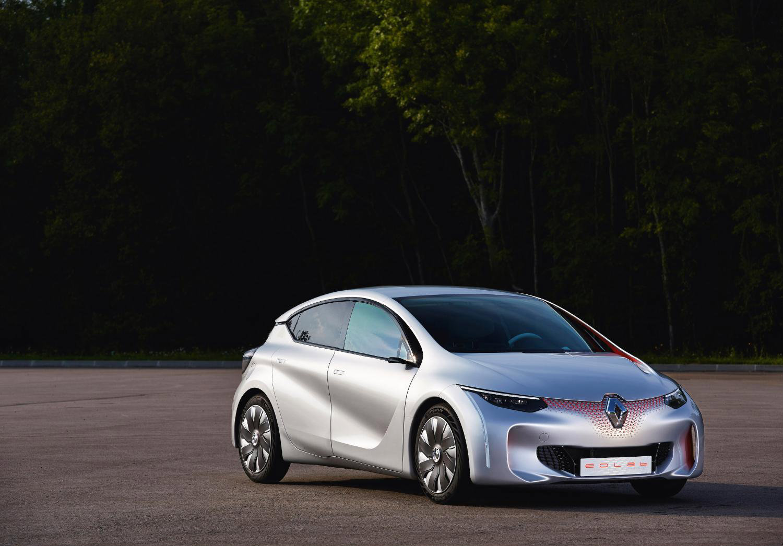 Renault Eolab: самый экономичный хэтчбек по расходу топлива