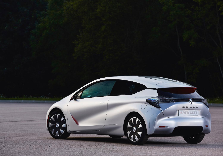 Renault Eolab: автомобиль с расходом 1 литр