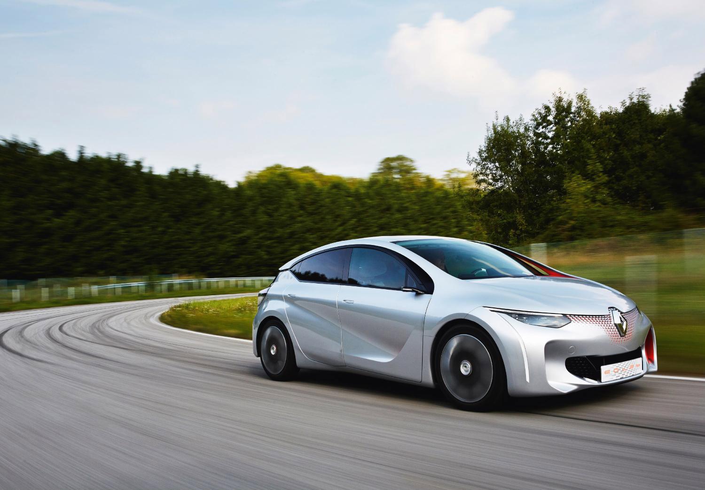 Eolab: самый экономичный Renault
