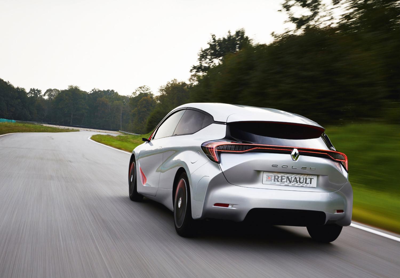 Фантастический Renault Eolab Concept 2014