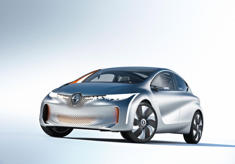 Прототип Renault Eolab 2014 года