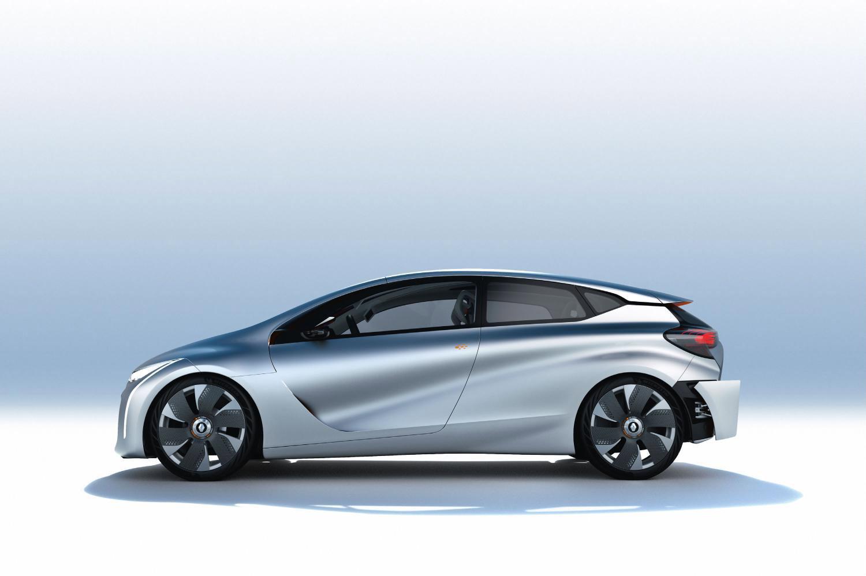 Renault Eolab: очень экономичный автомобиль