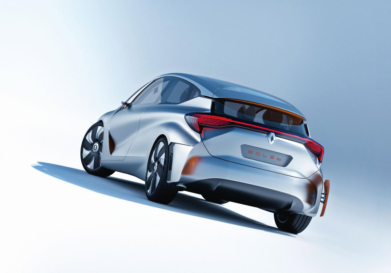 Новый Renault Eolab Concept
