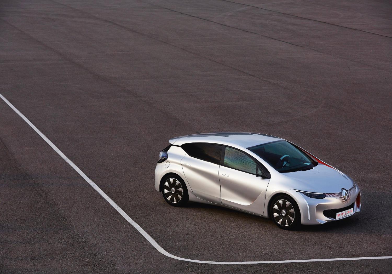 Самый экономичный хэтчбек Renault Eolab