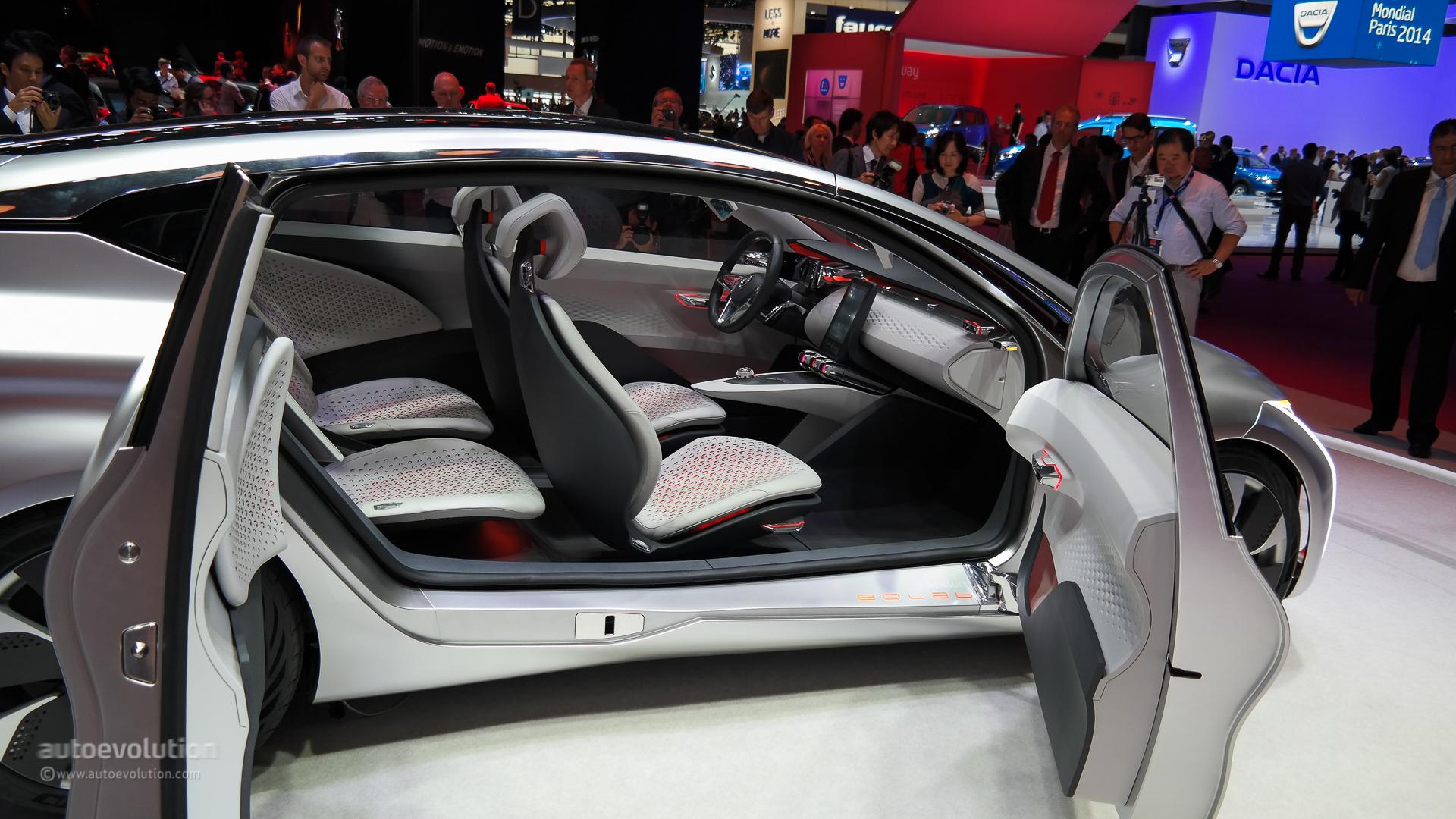 Renault Eolab Shows Us The Future At Paris Motor Show Live Photos on Hyundai Engine