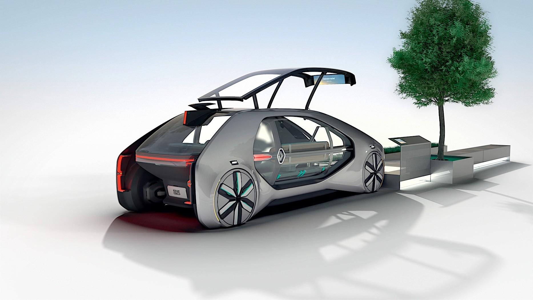 renault ez go living room on wheels unveiled in geneva autoevolution. Black Bedroom Furniture Sets. Home Design Ideas