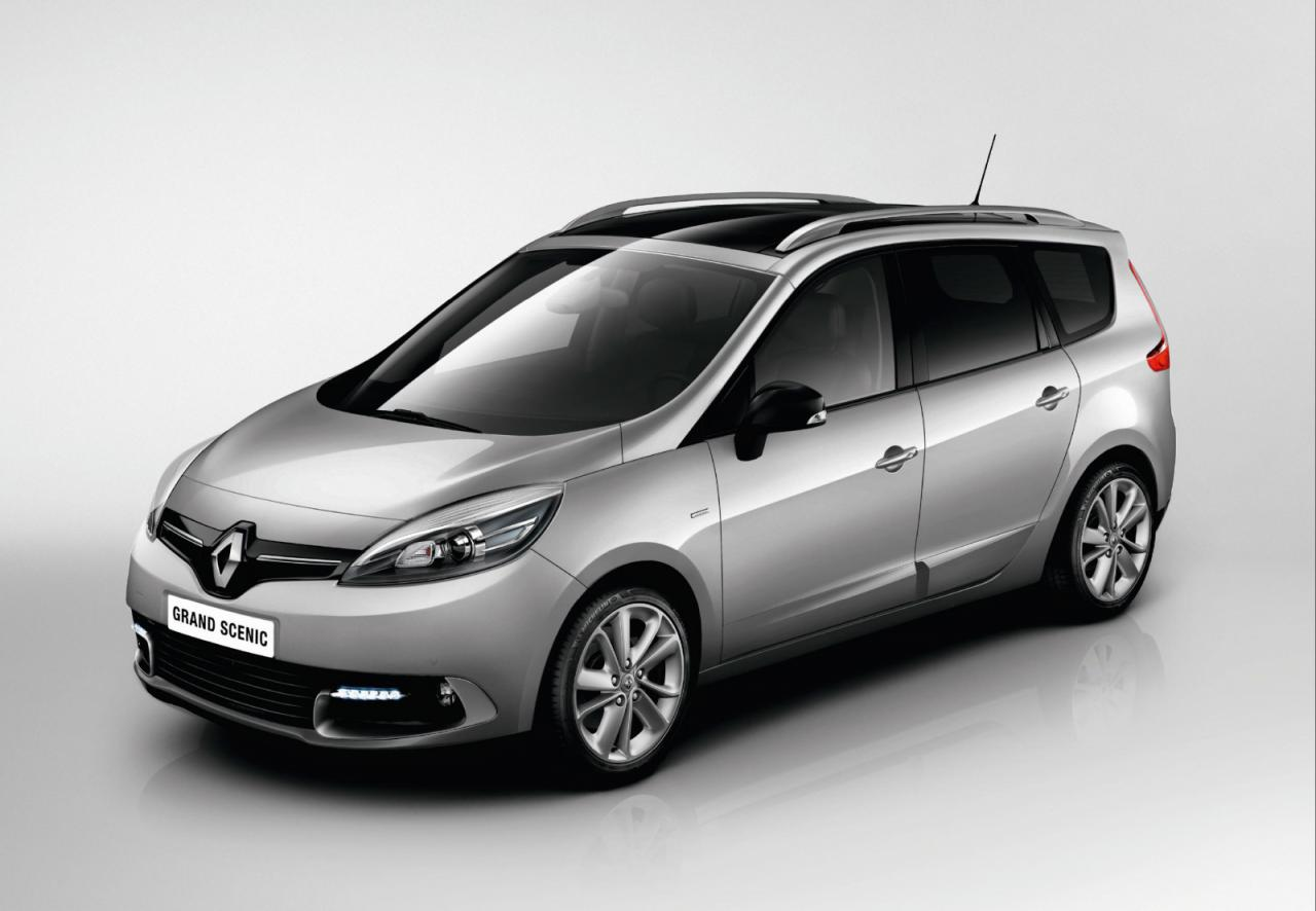 renault introduces megane scenic limited editions autoevolution. Black Bedroom Furniture Sets. Home Design Ideas