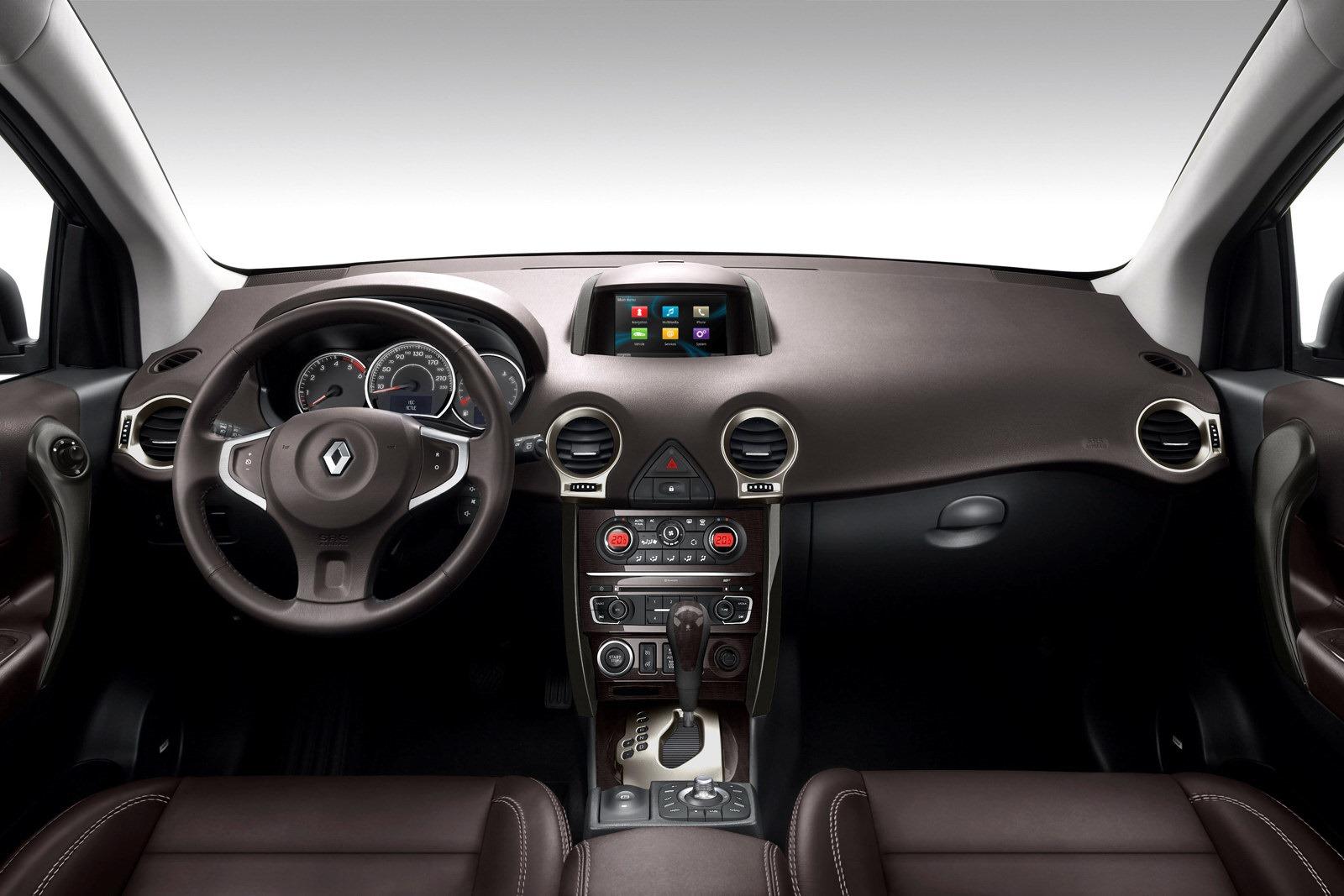 Renault Koleos Gets Another Refresh