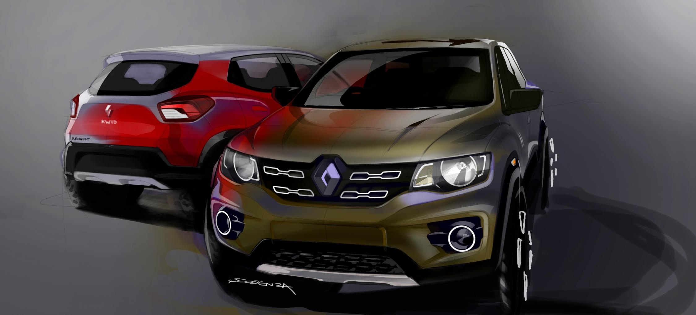 renault kwid price announced nissan to launch cmf a car within the next 12 months autoevolution. Black Bedroom Furniture Sets. Home Design Ideas