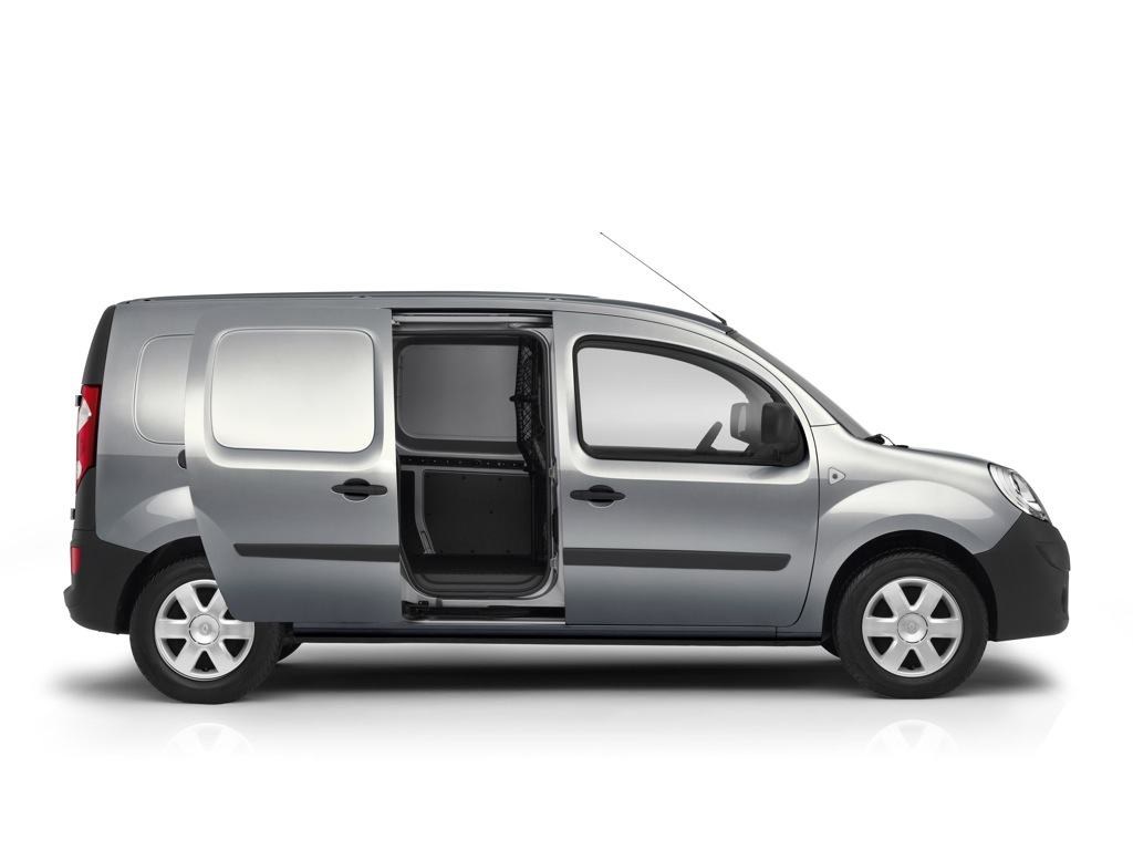 2011 renault kangoo express maxi launched autoevolution. Black Bedroom Furniture Sets. Home Design Ideas