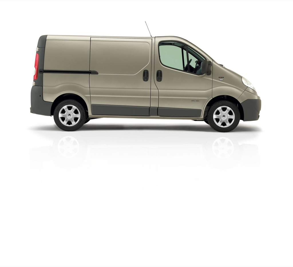 2011 renault trafic launched autoevolution. Black Bedroom Furniture Sets. Home Design Ideas