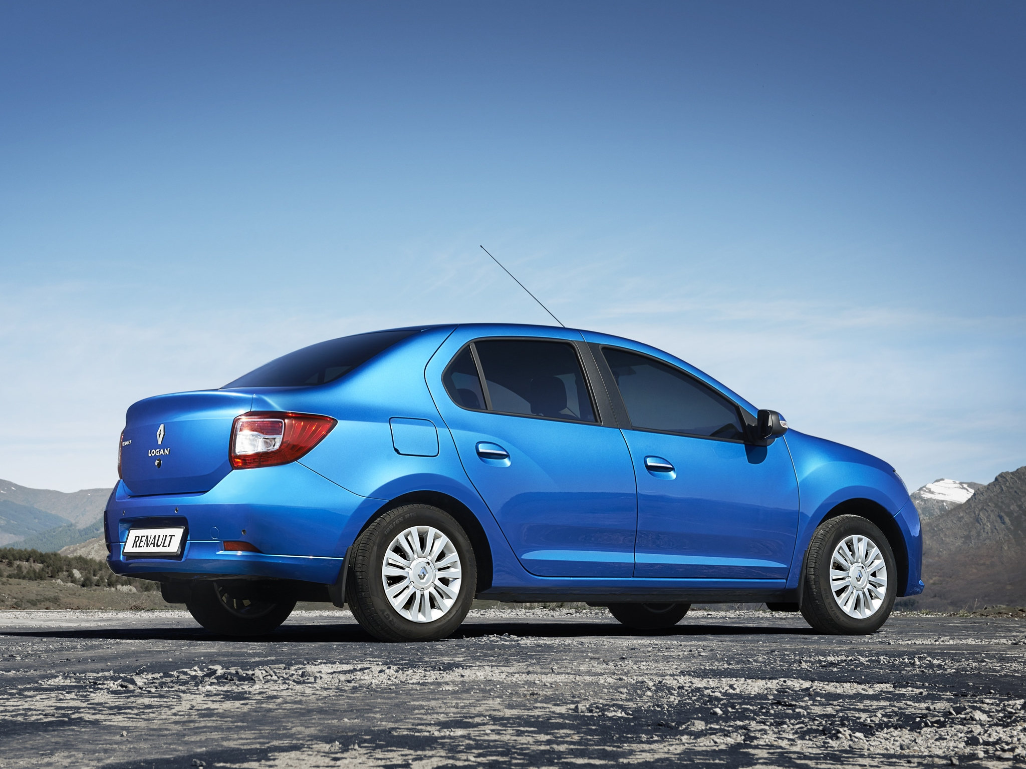 Renault Launches New Logan Sedan In Russia Full Details